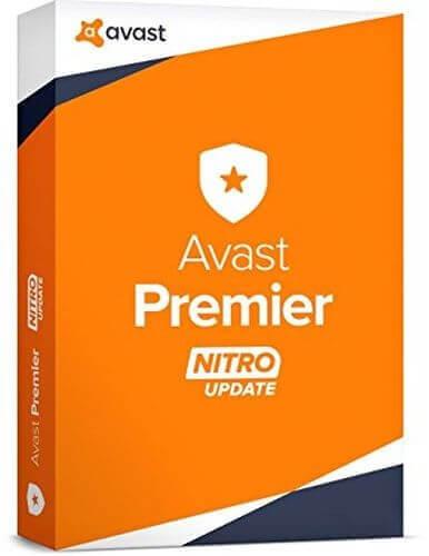 Avast Premier 2020