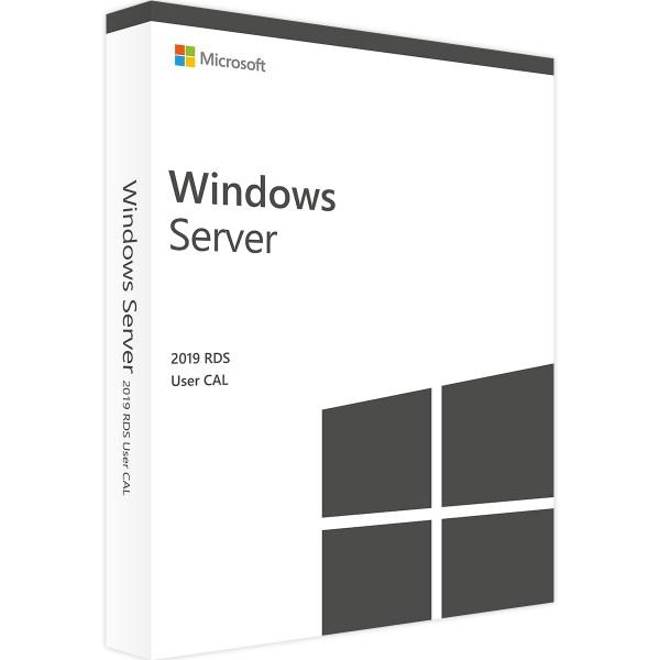 Windows Server 2019 RDS User CALs