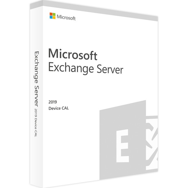 Microsoft Exchange Server 2019 Standard Device CAL