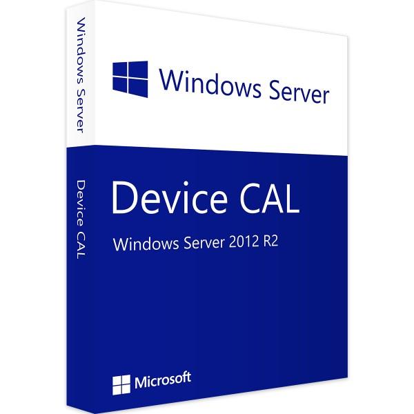 Windows Server 2012 R2 - 1 Device CAL