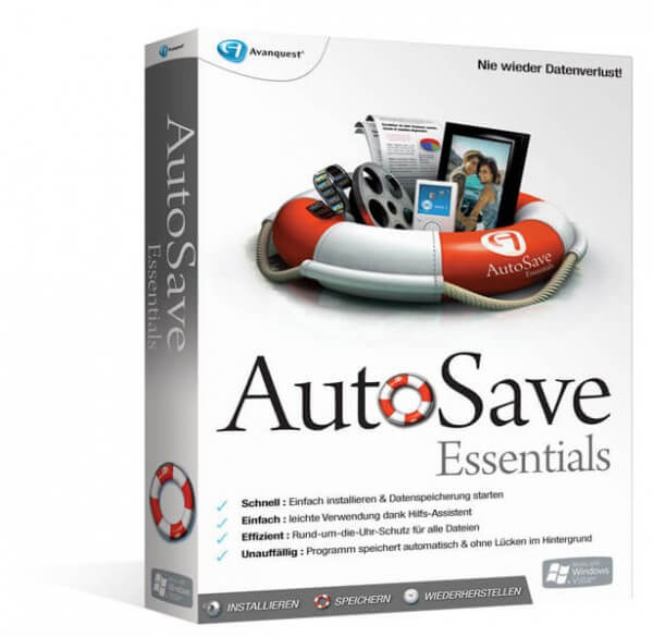 Avanquest Autosave Essentials