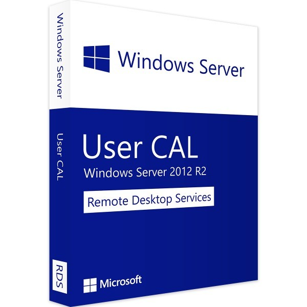 Windows Server 2012 R2 RDS - 1 User CAL