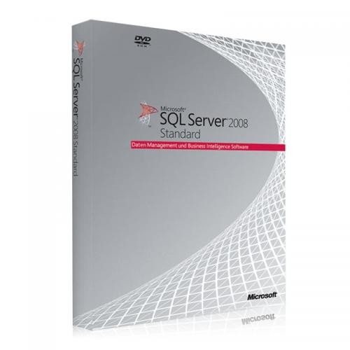 SQL Server 2008 R2 Standard