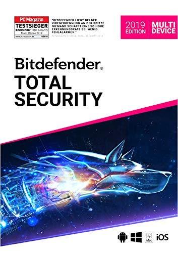 Bitdefender 2021 Total Security